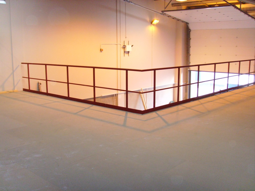 Mezzanine Floors Services : Mezzanine floors laddingford engineering